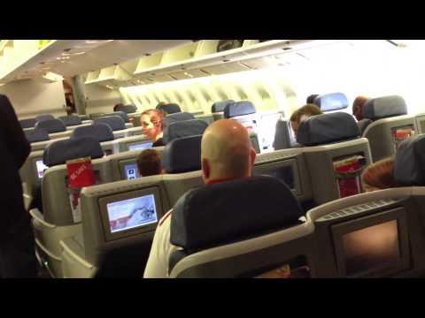 Delta Airlines Boeing 767-400ER Boarding @ Madrid Barajas (MAD) + News!