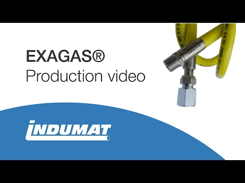 Exagas Stainless Steel Hose For Natural Gas Propane Gas