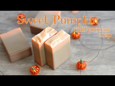 Sweet Pumpkin Soap | MO River Soap