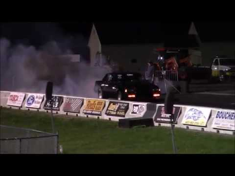Buick Grand National Gnx   Mph   Mile New England Dragway