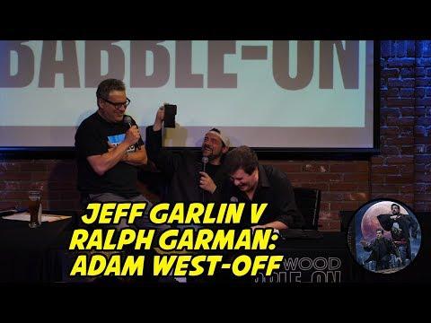 Jeff Garlin v Ralph Garman: Adam Westoff