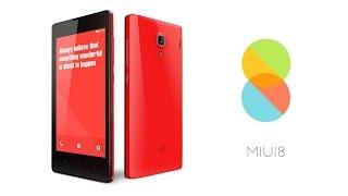 Cómo instalar MIUI 8 español Xiaomi Redmi 1s con Root SuperSU, Play Store y Sin Apps Chinas