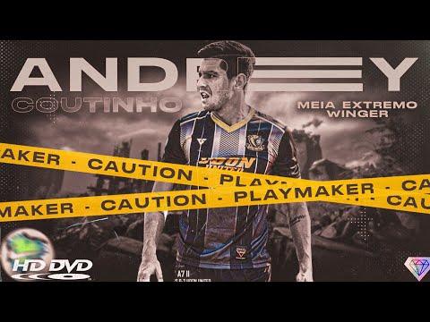Andrey Coutinho -