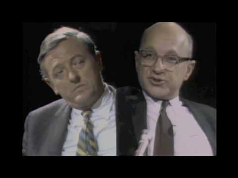 Milton Friedman The Negative Income Tax