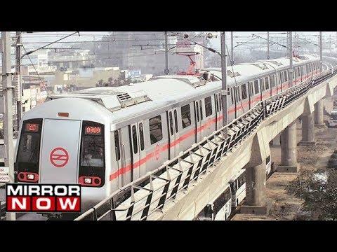Budget 2018: Delhi Citizens Await Its Metro Upgrade