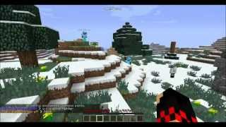 Minecraft server showcase Episode 8: sky does minecraft
