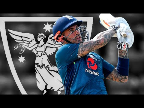 Alex Hales vs Melbourne Uni