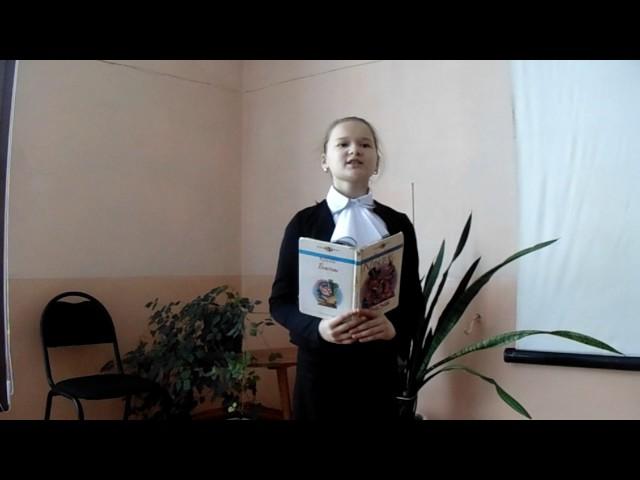 Изображение предпросмотра прочтения – АннаЕлкина читает произведение «Муравей» И.А.Крылова