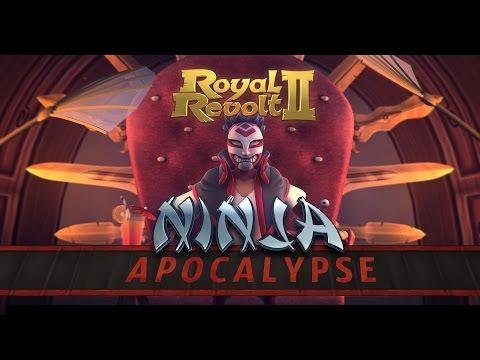 Royal Revolt 2 - The Villain's Last Stand