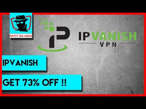 PROTECT YOUTSELF TODAY! 73% DISCOUNT ON IPVANISH