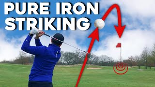 How to: hit PERḞECT iron shots!