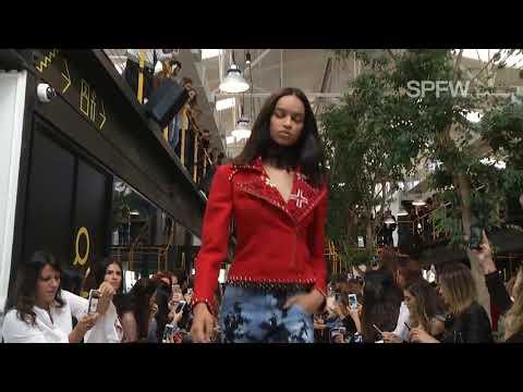 Samuel Cirnansck Spring Summer 2018 Sao Paulo Fashion Week