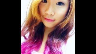 How To : Dip Dye Hair (Pink & Purple) Thumbnail