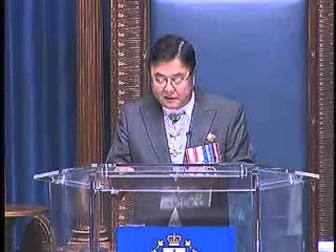 2013 Manitoba Speech from the Throne
