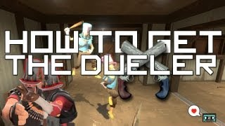 How to get the Dueler (TF2 Community Hat)