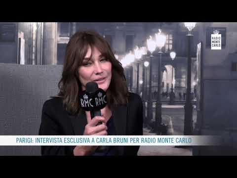 Rosaria Renna intervista Carla Bruni  Seconda parte