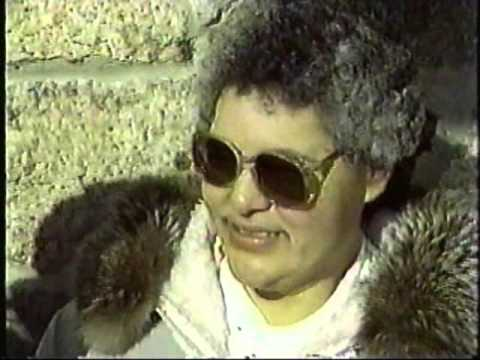 1990 Arctic Winter Games in Yellowknife, Northwest Territories