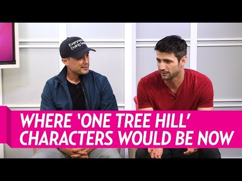 James Lafferty And Stephen Colletti Tell Us Where Their 'One Tree Hill' Characters Would Be Today