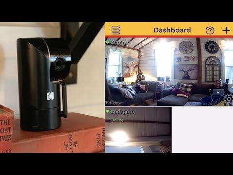 kodak-f685-cherish-home-security-camera-blogger-review