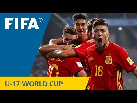 Match 50: Mali v Spain – FIFA U-17 World Cup India 2017