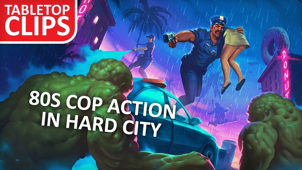 Hard City the Board Game by Hexy Studio — Kickstarter