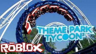 ROBLOX [en] - I do my amusement park - Theme Park Tycoon 2