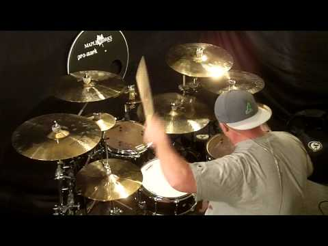 Rage Against The Machine - Bulls on Parade [Drum Cover]