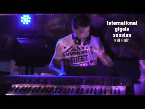 wasscass in the mix (international gigolo session - at WALL Studio)