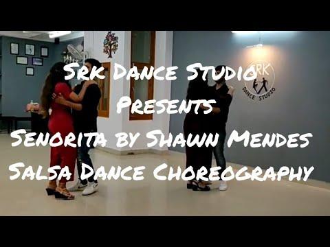 Senorita | Salsa & Bachata Mix | Shawn Mendes & Camila Cabello | Srk Dance Studio