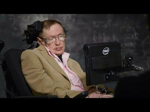 Morreu na madrugada de hoje o físico britânico Stephen Hawking | SBT Notícias (14/03/18)