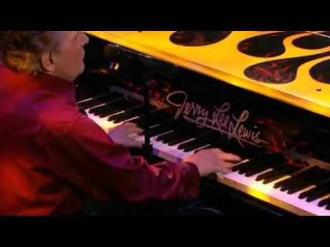 Your Cheatin' Heart'   Jerry Lee Lewis with Norah Jones