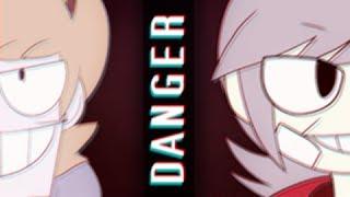 [EDDSWORLD/TOMSWORLD] DANGER MEME (Collab with Susuna56Julie S) (Tord & TW!Matt)