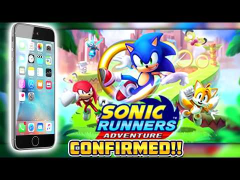 SONIC RUNNERS ADVENTURE (JAVA) DOWNLOAD FOR FREE!