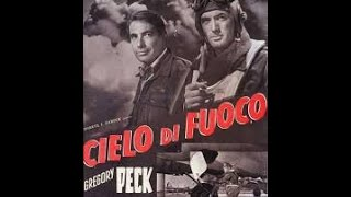 Cielo di Fuoco (Twelve O'Clock High) - Gregory Peck - 1949