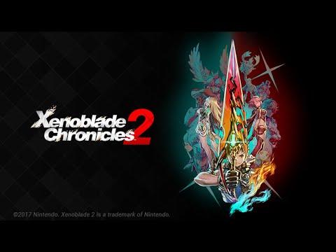 Xenoblade 2 OST | Blade Bonding | Extended🎵