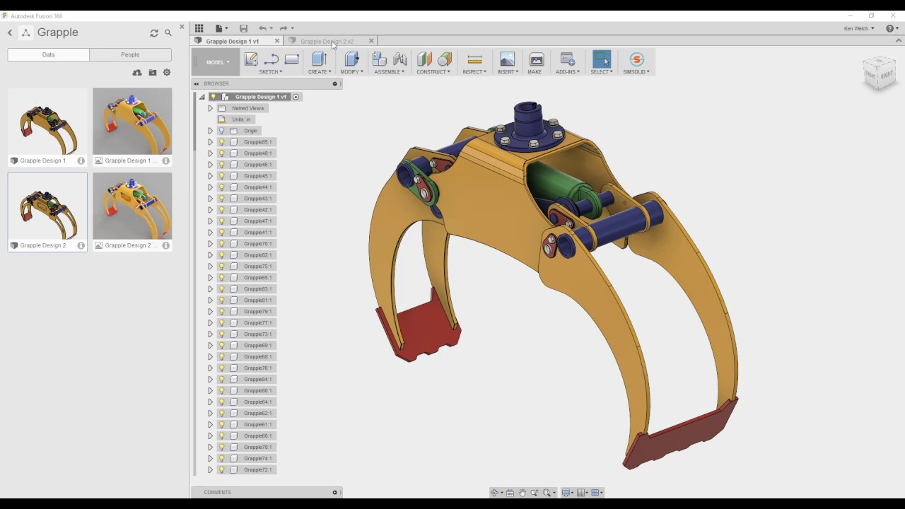 Altair SimSolid now integrates with Autodesk Fusion 360 - The Altair