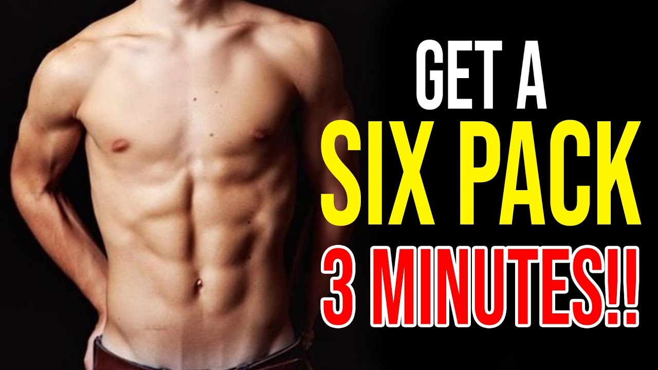 How To Get A Six Pack in 3 Minutes For a Kid a 10 year old