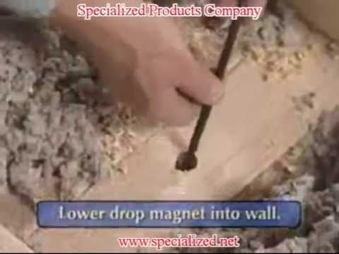 Magnepull Cable Puller XP1000 Hollow Wall Drop