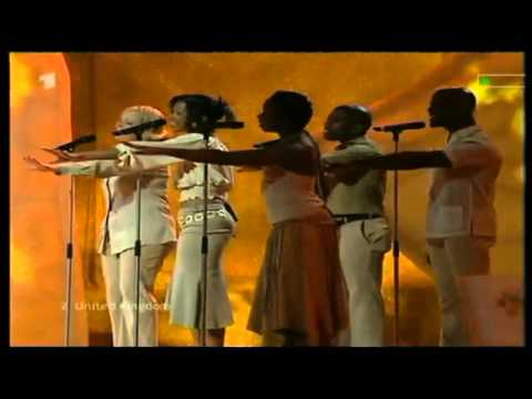 Eurovision 2002 UK - Jessica Garlic - Come Back