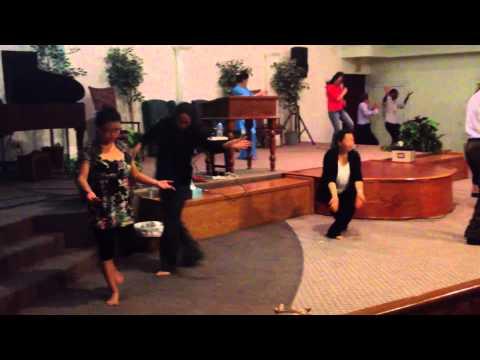 Holy Dance: Everybody Dance!!!