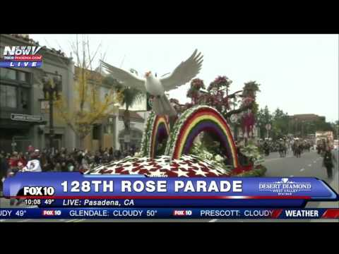 FNN: Pulse Nightclub Victims Honored with Rose Parade Float by AIDS Healthcare Foundation
