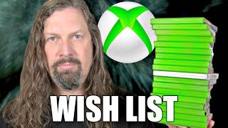 XBOX One Compatibility WISH LIST - 18 Original XBOX Games I want added NOW!