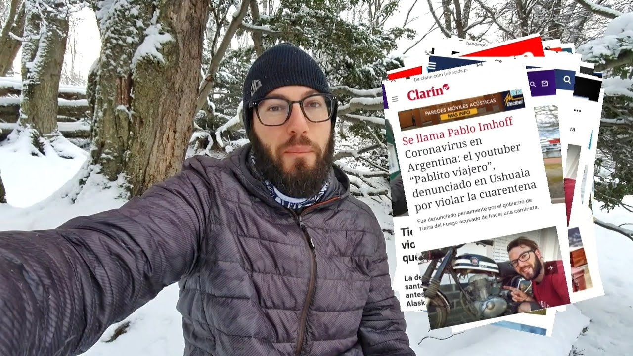La denuncia que me hicieron en Ushuaia | explicación completa