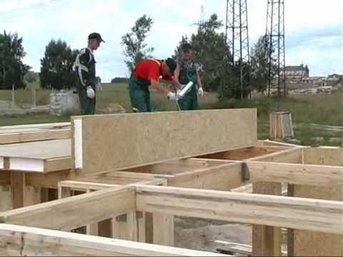 видео: Собираем сами каркасный домик