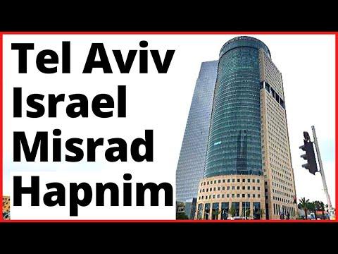 Work In Israel Visa - Misrad Hapnim Tel Aviv - English Speaking Olim In Israel - Employment Israel