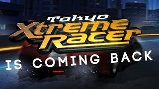 TOKYO XTREME RACER IS COMING BACK - NEW GENKI RACING PROJECT (Shutoko Battle X/Kaido Battle)