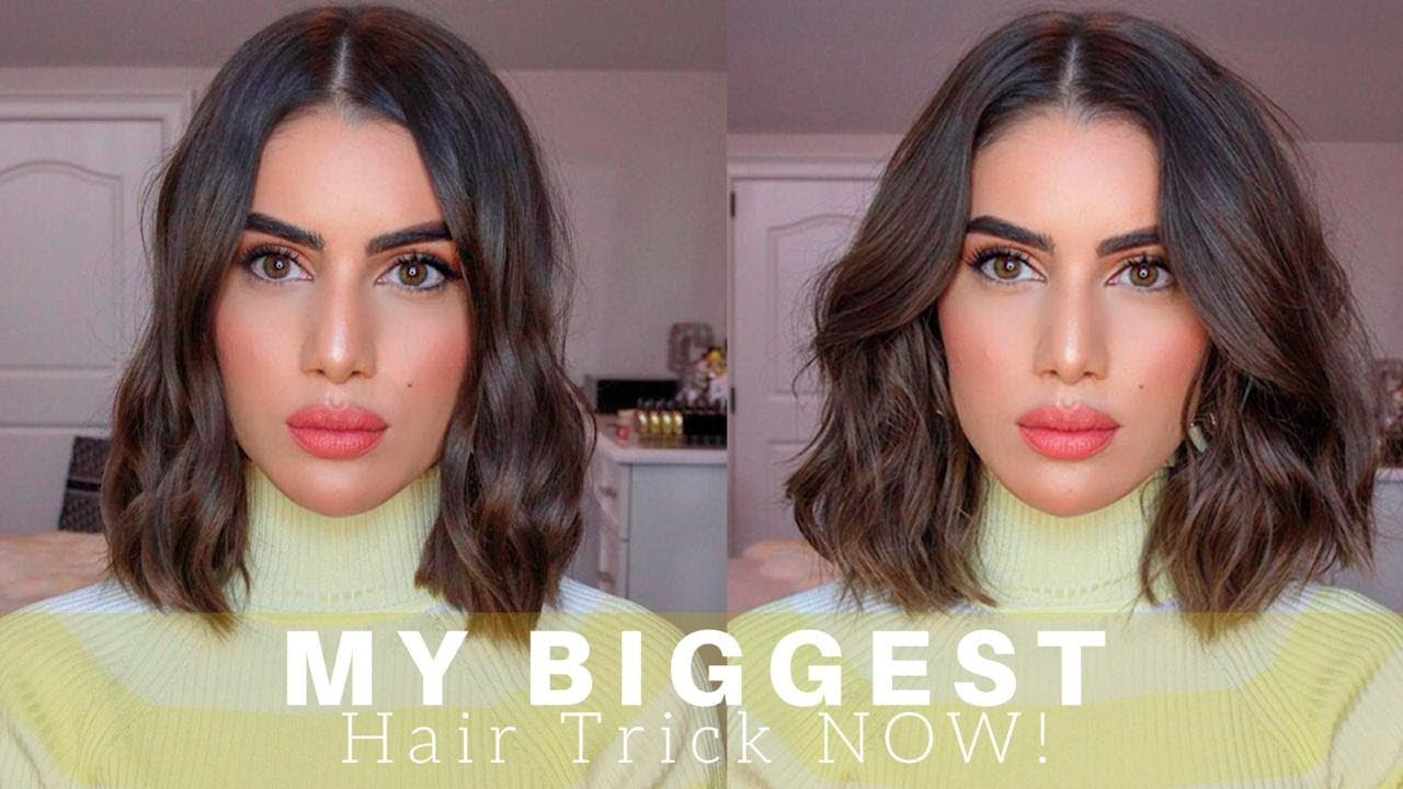 MY BIGGEST HAIR TRICK NOW!