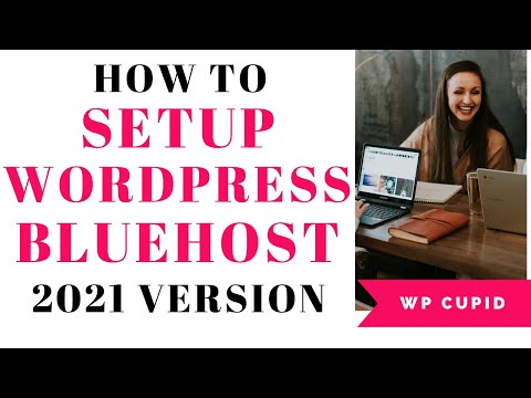 How To Setup WordPress On Bluehost 2017 | Quick & Easy