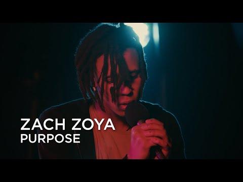 Zach Zoya | Purpose | First Play Live