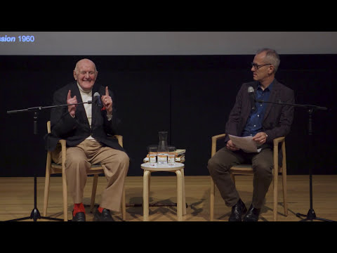 In conversation: John Olsen with Michael Brand